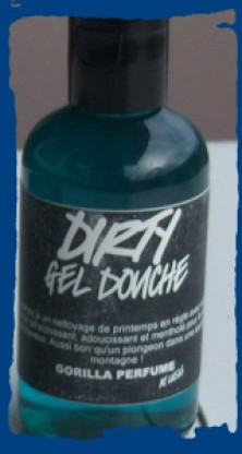 Gel douche Dirty