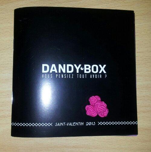 DANDYBOX spécial Saint-Valentin