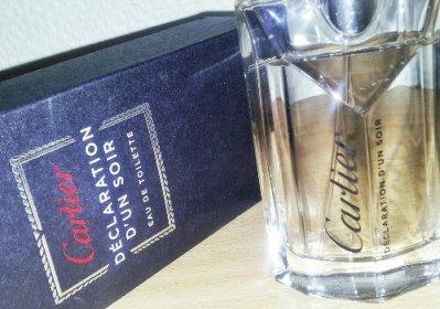 Déclaration d'un soir de Cartier