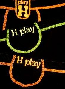 H play
