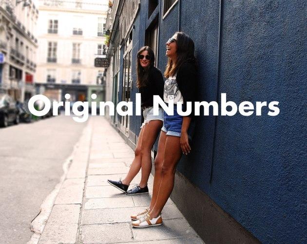 Orginal Numbers